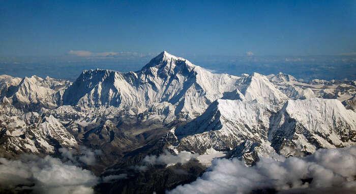 Everest Mountains