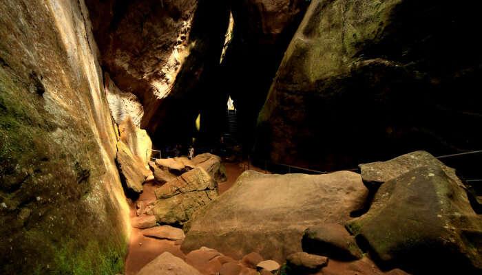 Caves at Wayanad