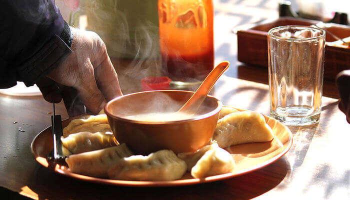 Food In Ladakh