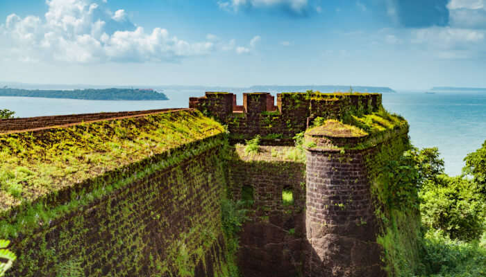 Forts In Goa cover