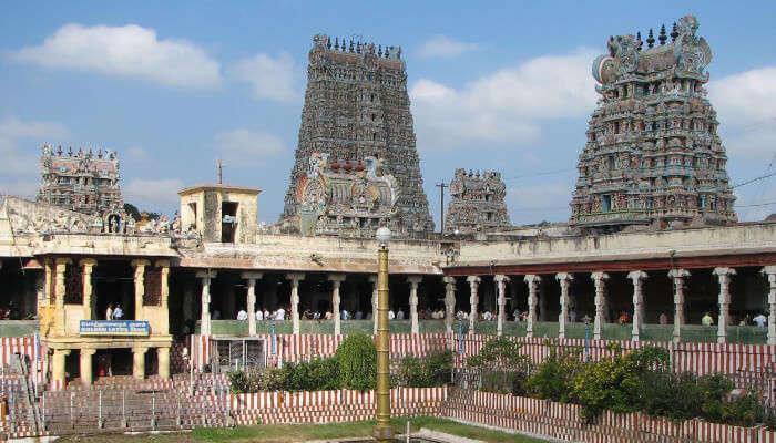 Temple in Madurai