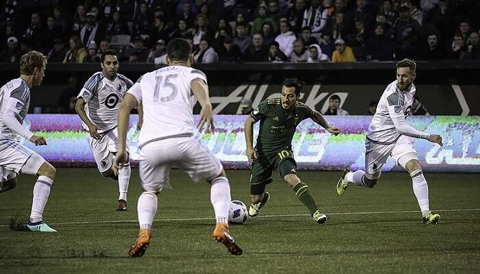 Watch A Game Of MLS Portland