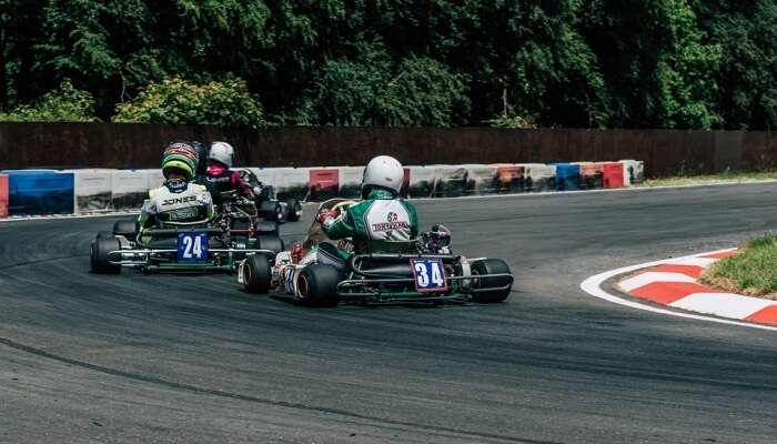 Racing On Track