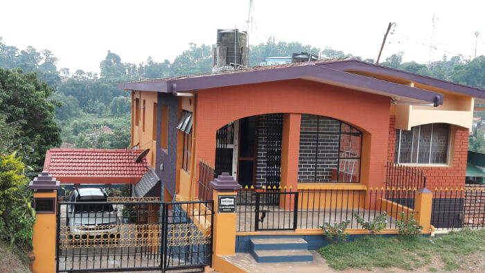 Luxurious Madikeri Homestay