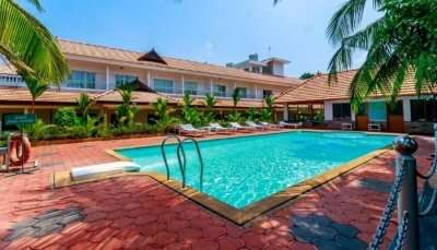 Hotel Green Fields, Kumarakom
