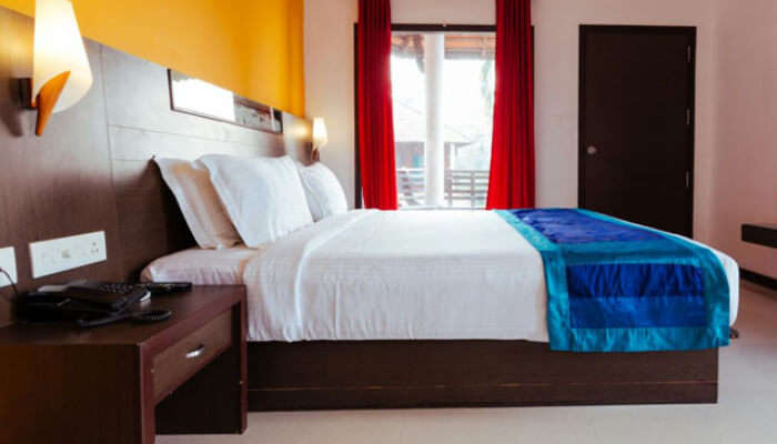 Hotel The Club, Kumarakom
