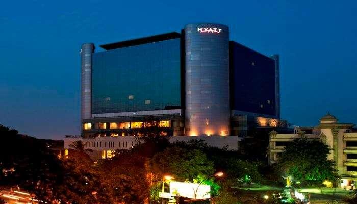 Hyatt Regency in Gurgaon
