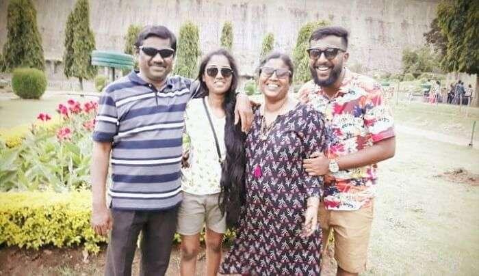 cover - Manideep's Karnataka Trip