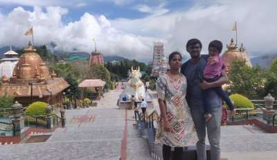 cover - Hari Trip To Sikkim