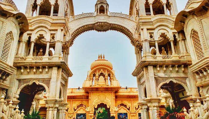 Temple of Lord Krishna