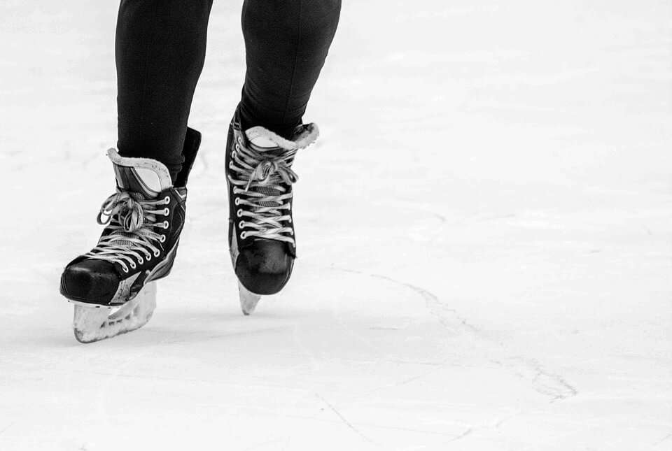 Skating Games Fun Winter Ice