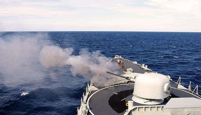 Indian Navy Base
