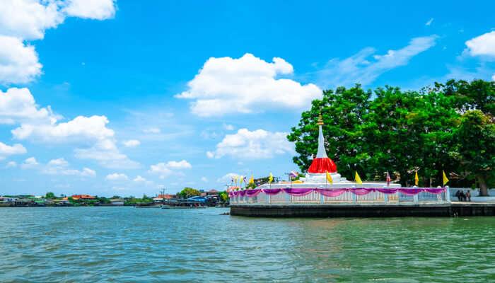 view of island near bangkok