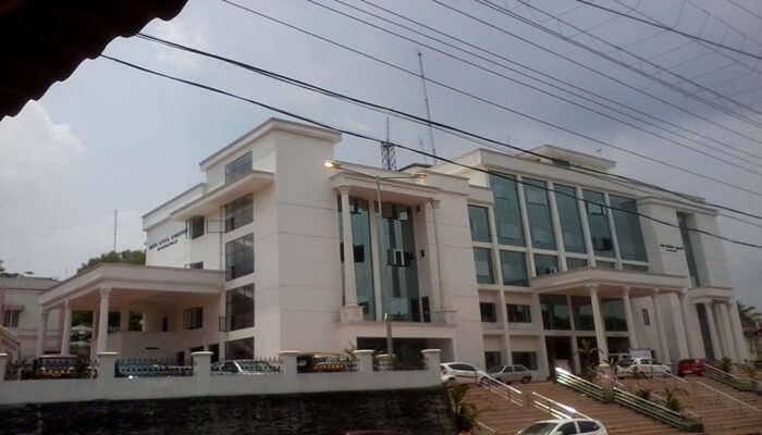 hotel in kanjirapally