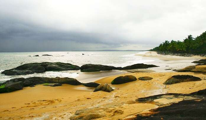 charming beaches in Kerala