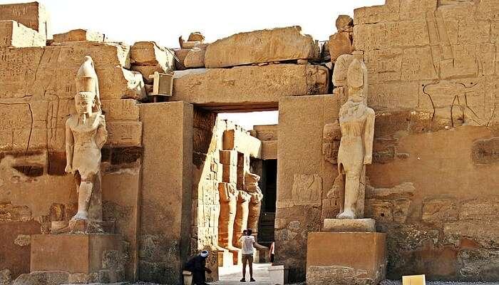 Karnak Temples egypt