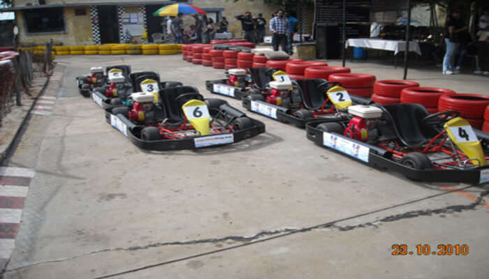 Kart Attack In India