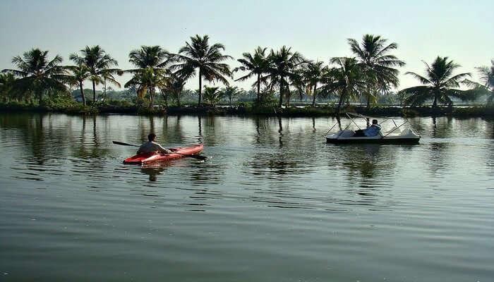 Kayaking in Chennai