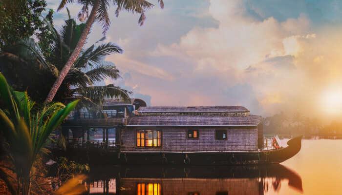 Kerala In December cover