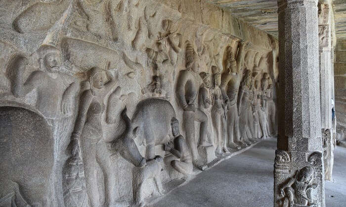 This cave temple sees the daily footfall of numerous people