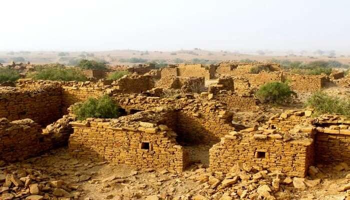 Kuldhara Village View