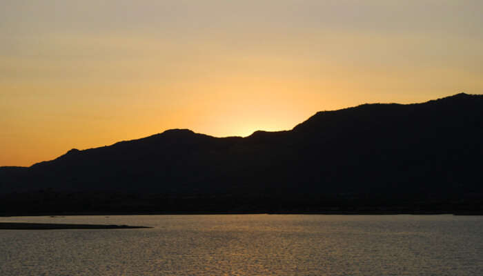 Lake Foy Sagar