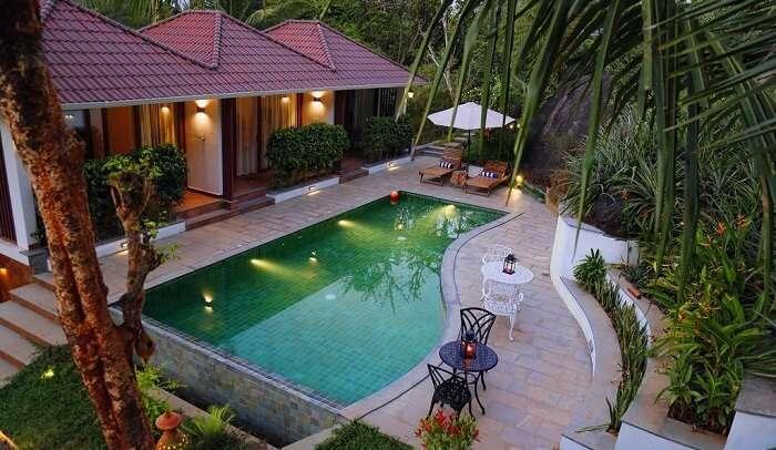 luxury resorts in Calicut