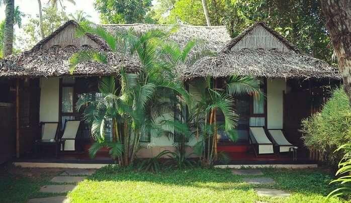 French-owned resort in Ernakulam