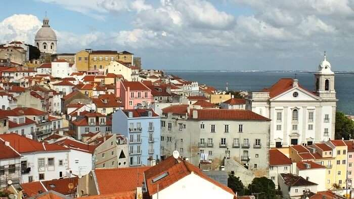 Lisbon is the birthplace of some of the world's oldest and first voyagers