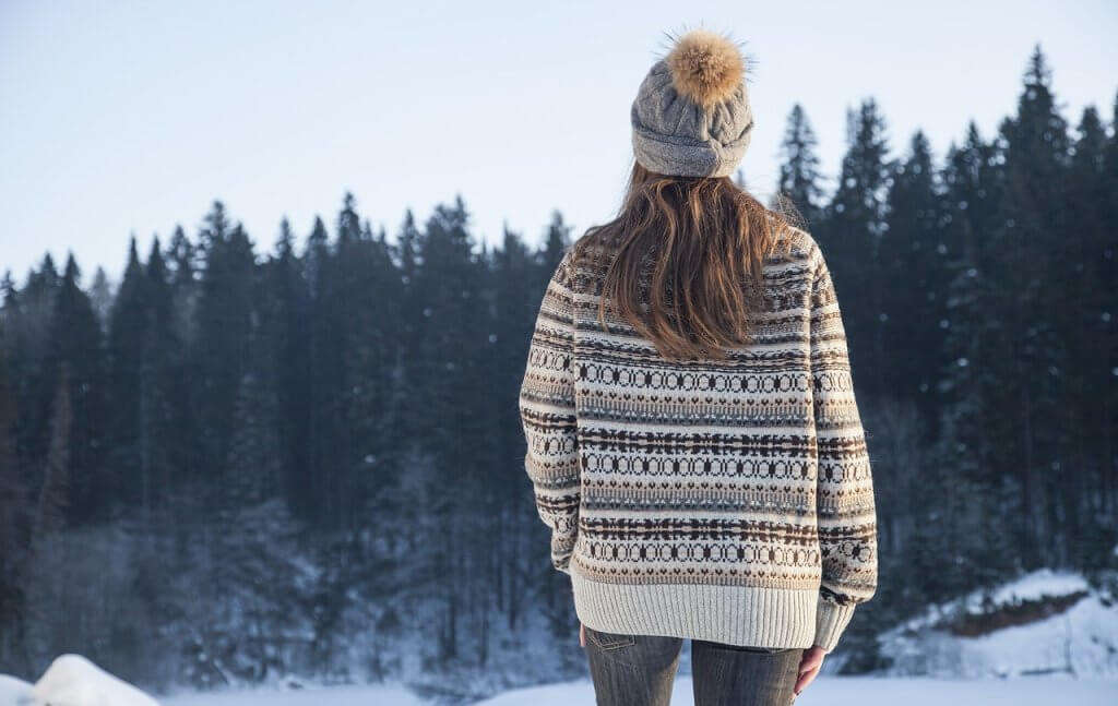 Warm clothes in manali