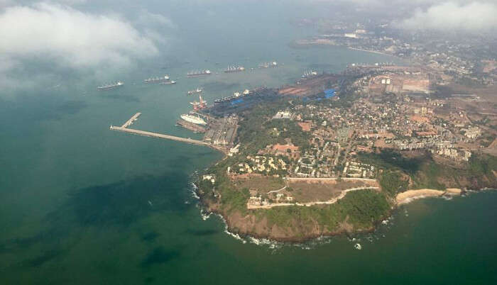 most serene and laidback ports in India