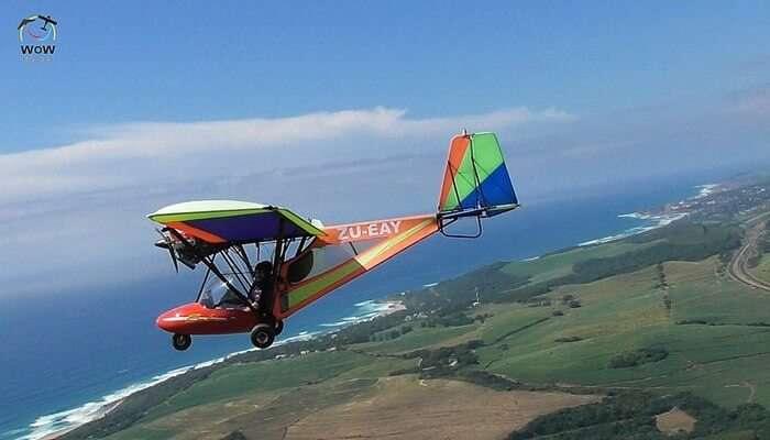 Amazing handmade aircraft