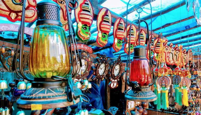 Munnar Market