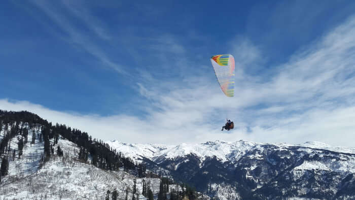 Thrilling Adventure Sport