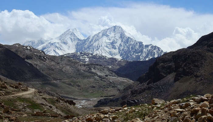 Beautiful Pekhri Village