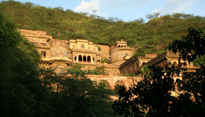 view of alwar fort