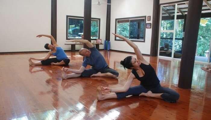 Prema Shanti Yoga & Meditation Retreat