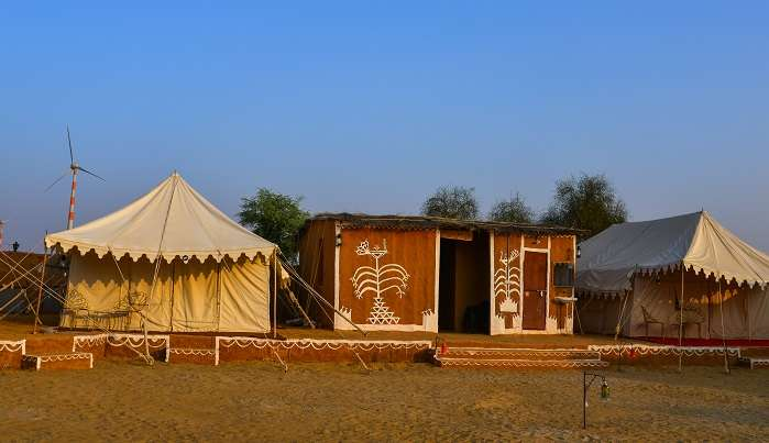 most luxurious camps