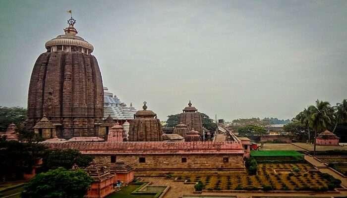 Puri In Odisha