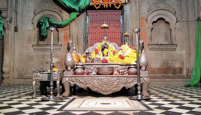 Beautiful Temple of Lord Krishna