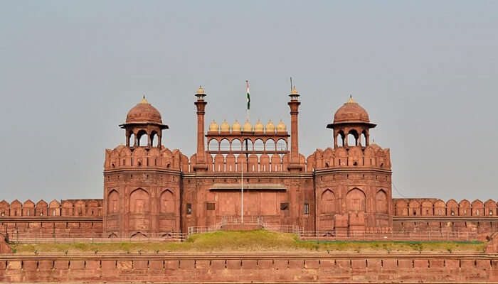 Red Fort of Delhi