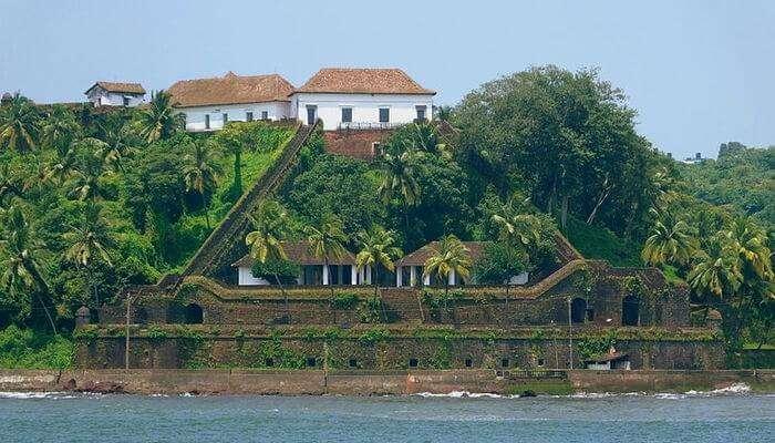Oldest fort
