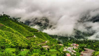 Resorts Near Solan cover