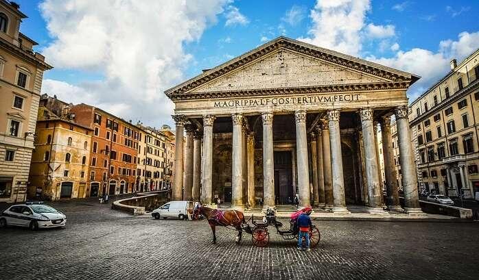 Roman Empire that altered world history