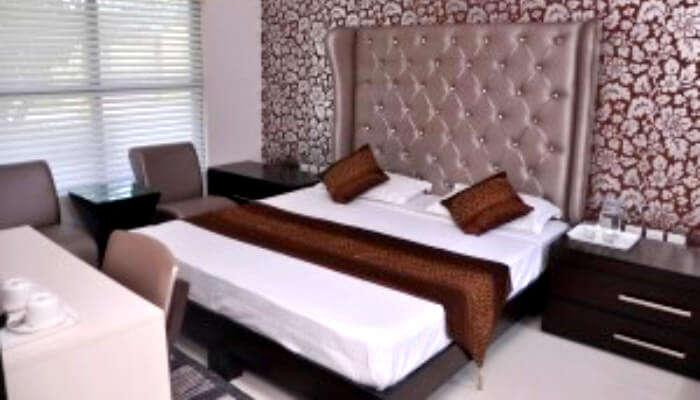 Sailani Resort & Palace, Nahan