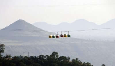 Saputara cable ride