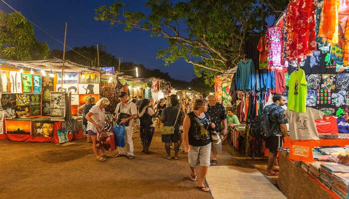 Visit Arpora Night Market