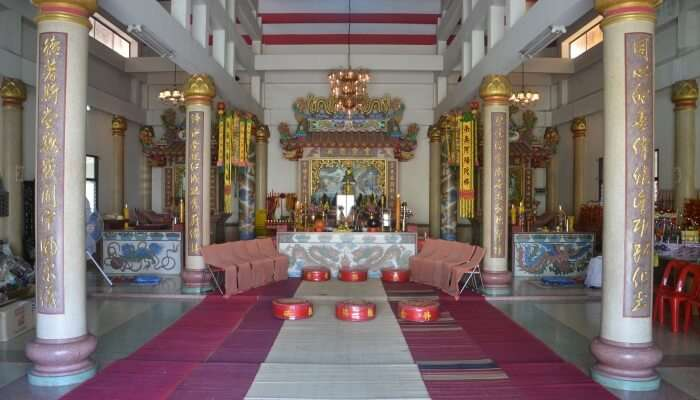Shri Balaji Temple