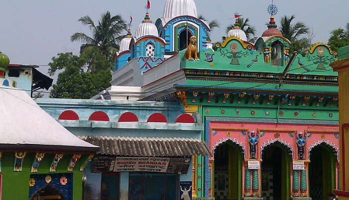 Shri Gopinath Temple in Vrindavan