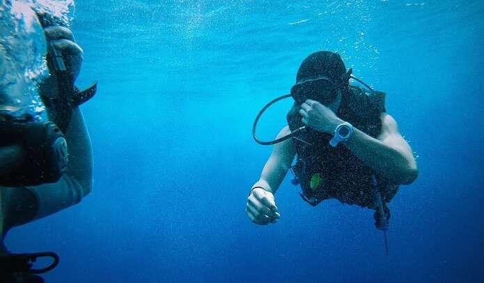 Snorkeling In Turkey